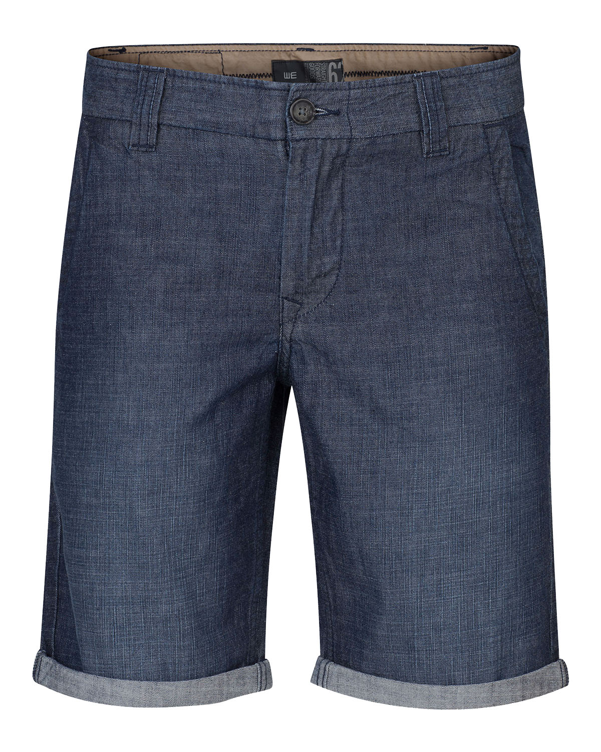Heren denim chino short