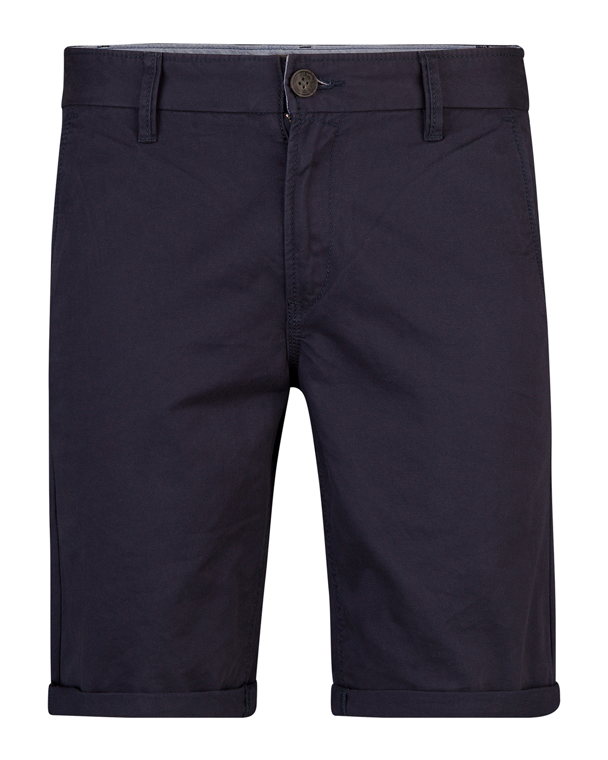 Heren regular fit chino short