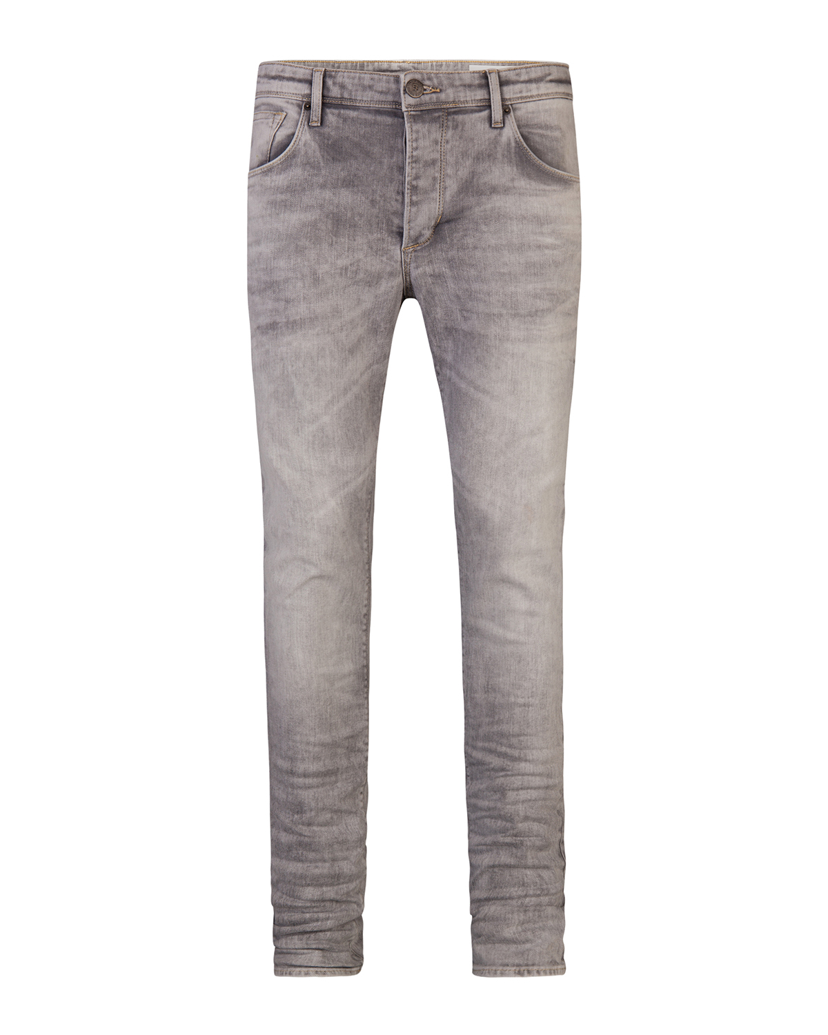 Heren slim tapered stretch jeans