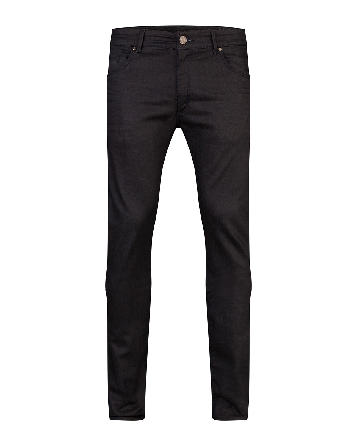 Heren skinny tapered super stretch jeans