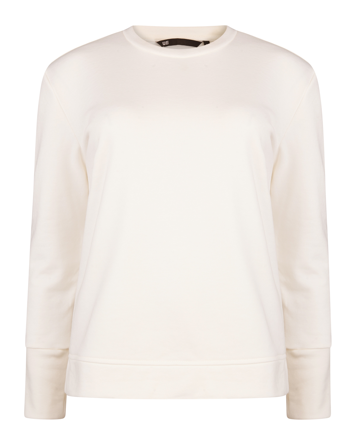 Dames solid sweater