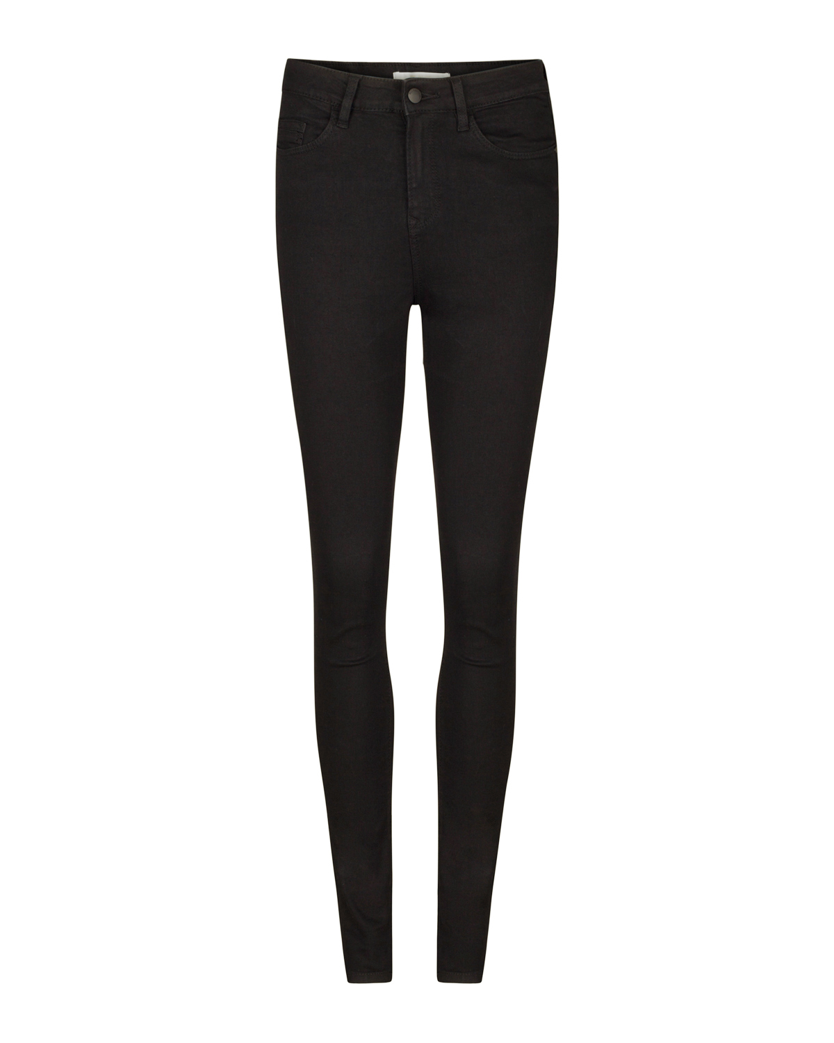 Dames high rise skinny recovery jeans