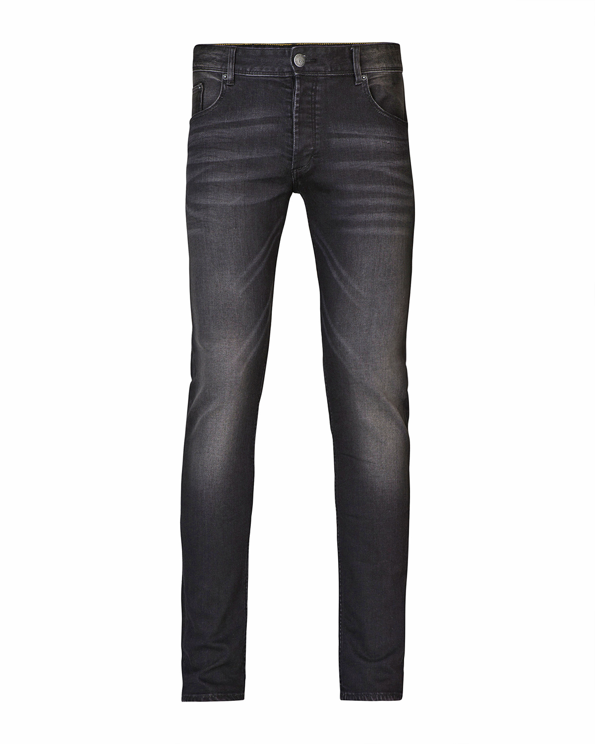 Heren skinny tapered stretch jeans
