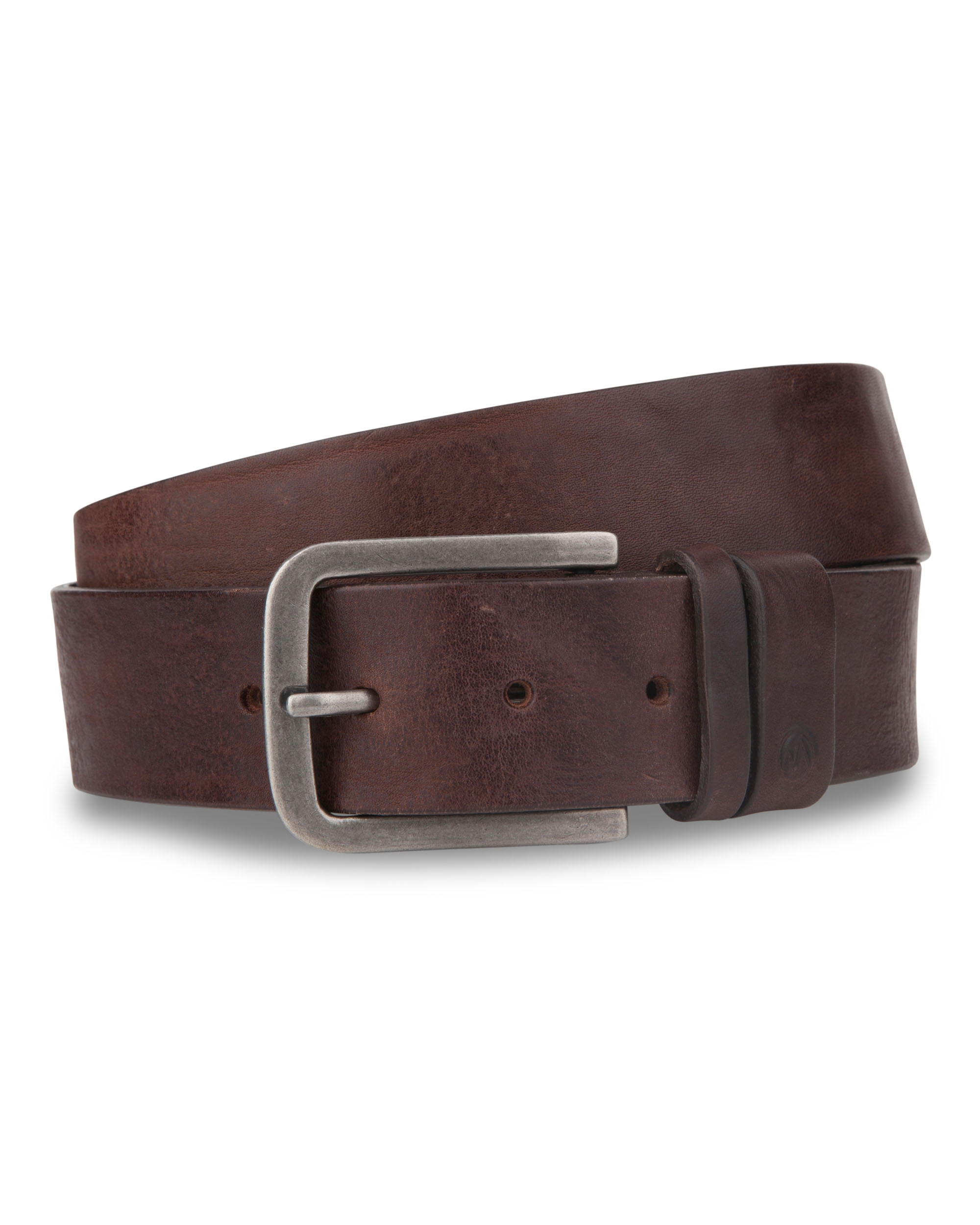 Heren leren blue ridge riem