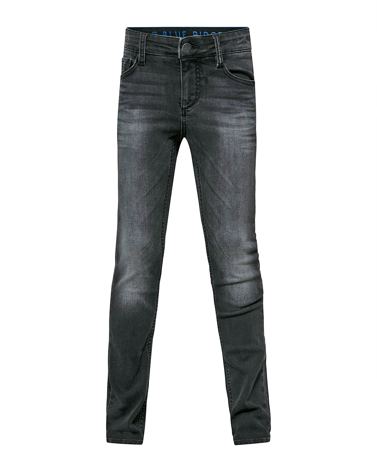 Jongens super skinny black denim jeans