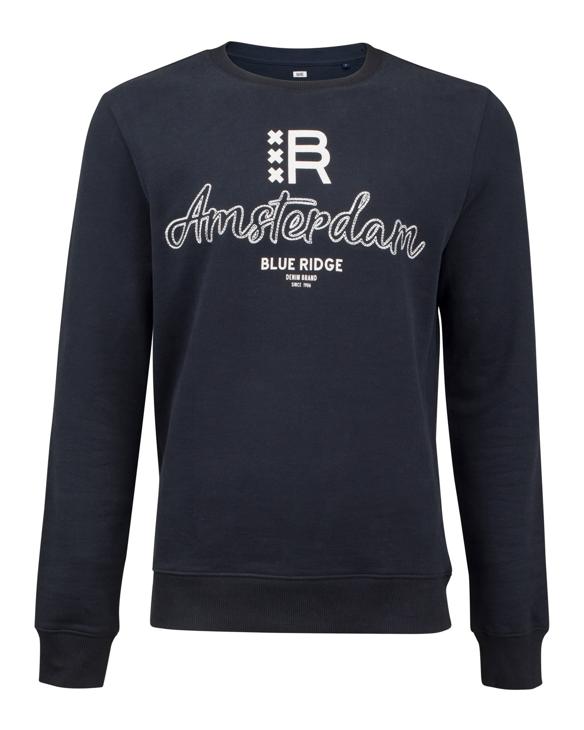 Heren blue ridge amsterdam sweater