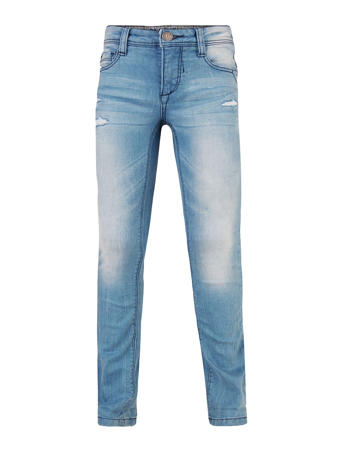 Jongens super skinny rip  and  repair jeans
