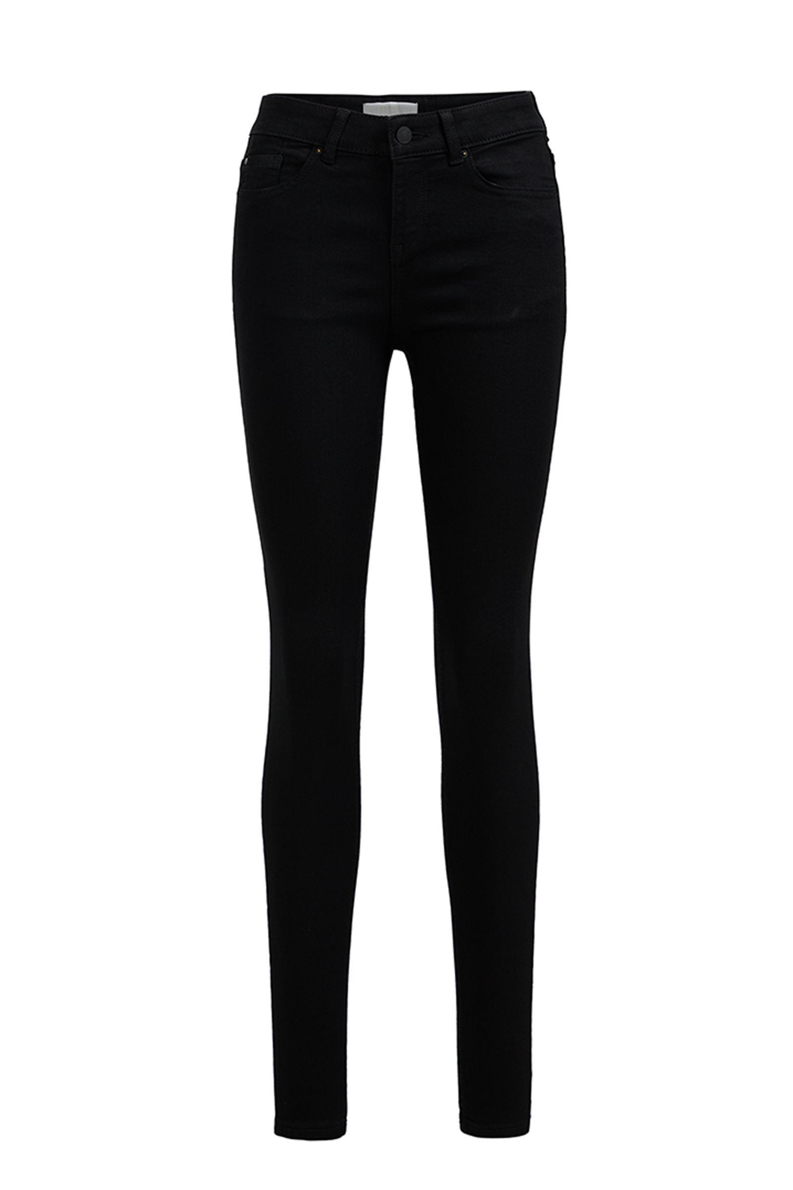 Dames mid rise super skinny recovery jeans