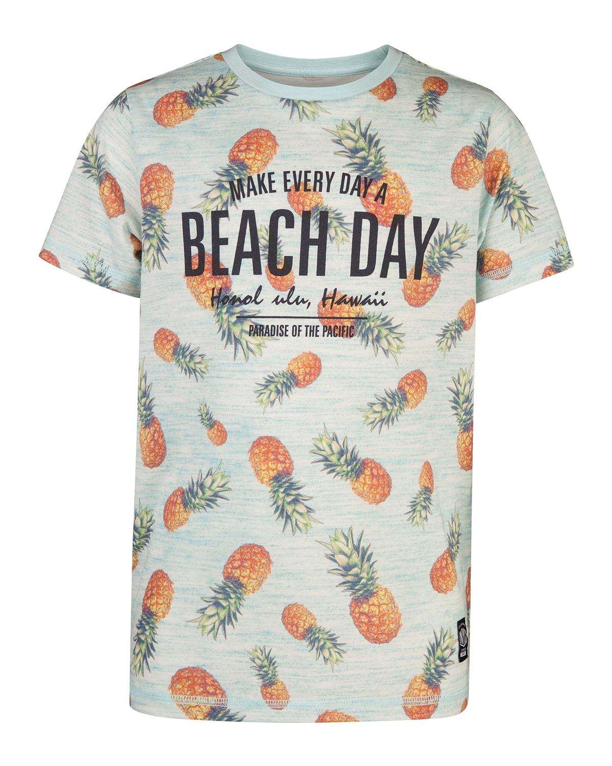 Jongens pineapple print t-shirt
