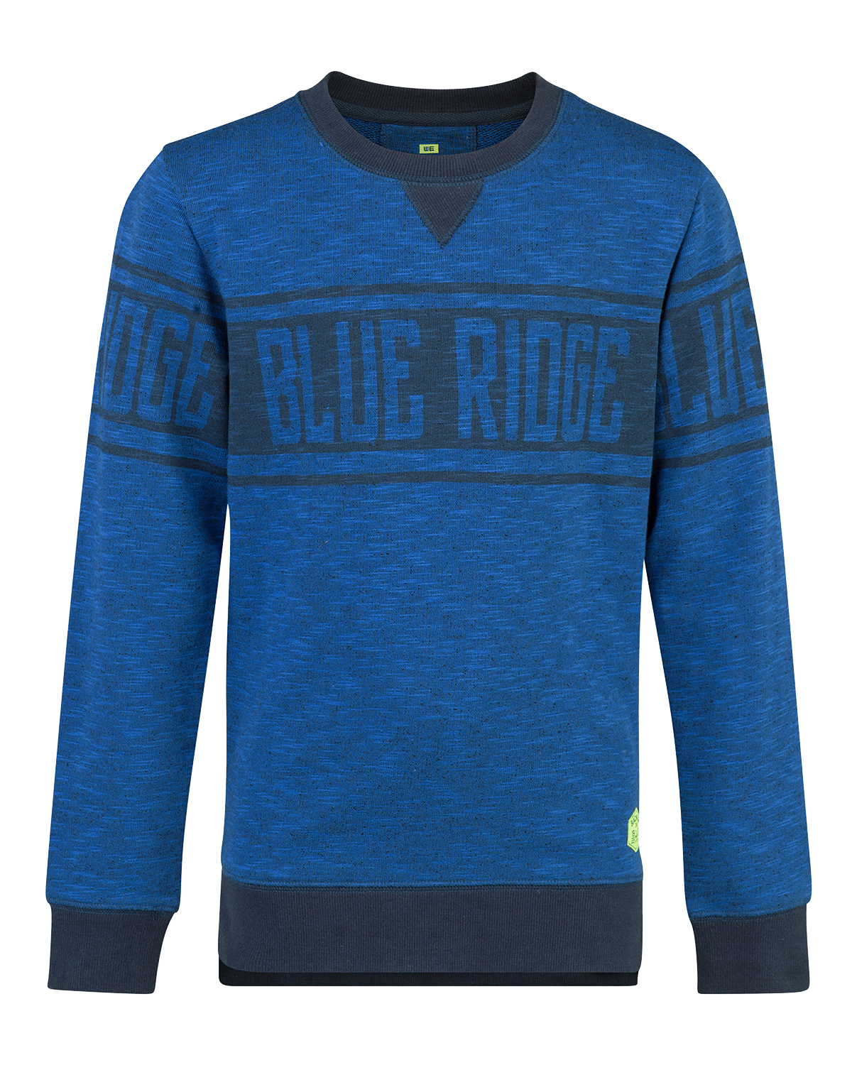 Jongens blue ridge sweater