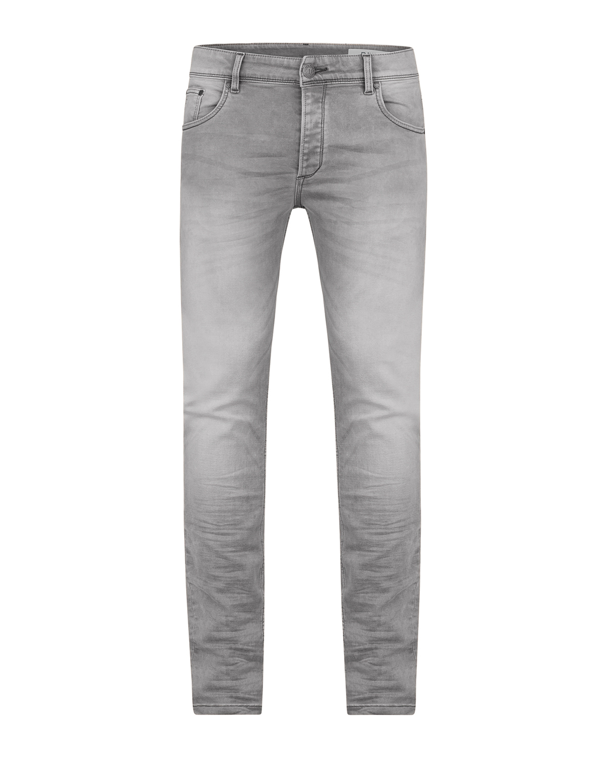 Heren skinny tapered super stretch jog denim