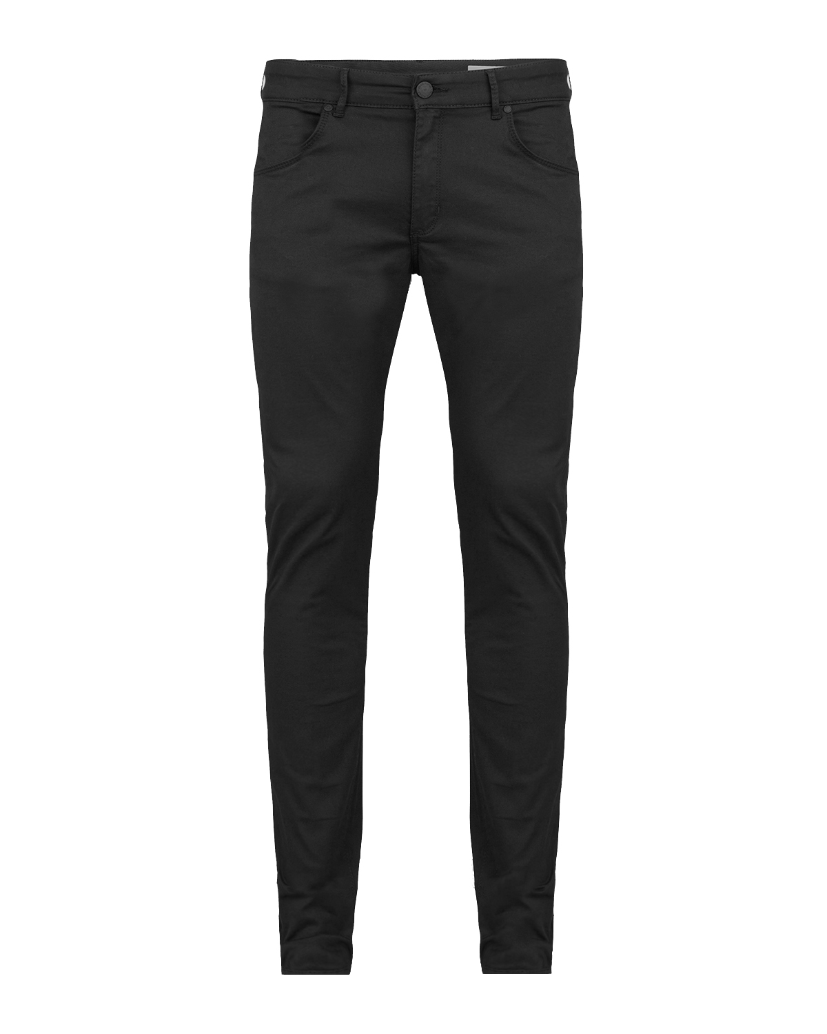 Heren skinny tapered super stretch broek
