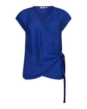 DAMES WRAP TOP