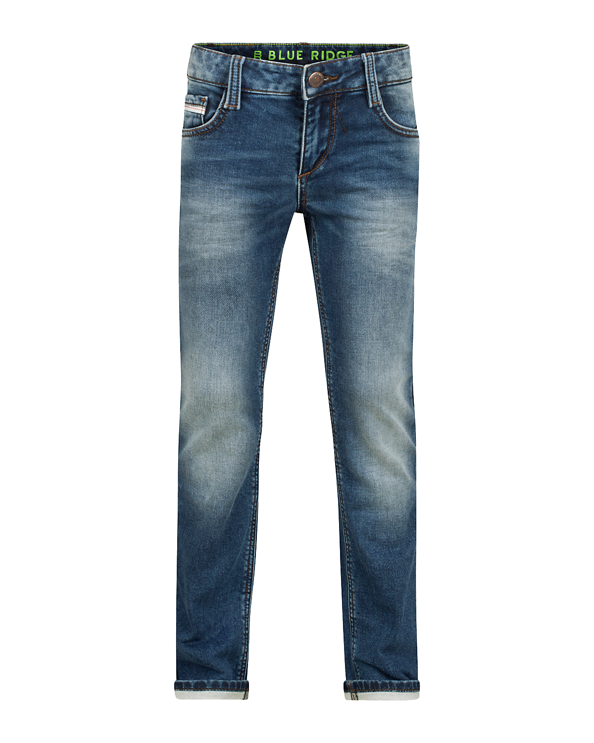 Jongens skinny fit jog denim