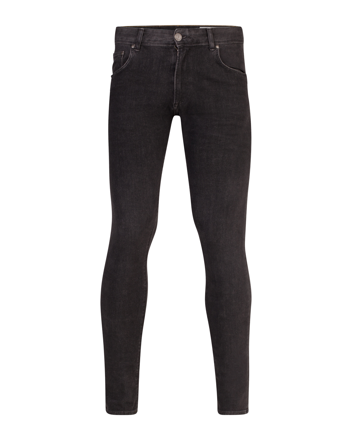 Heren super skinny tapered 360° stretch jeans