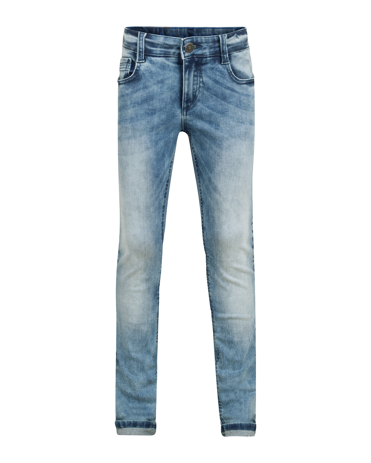 Jongens super skinny power stretch jeans