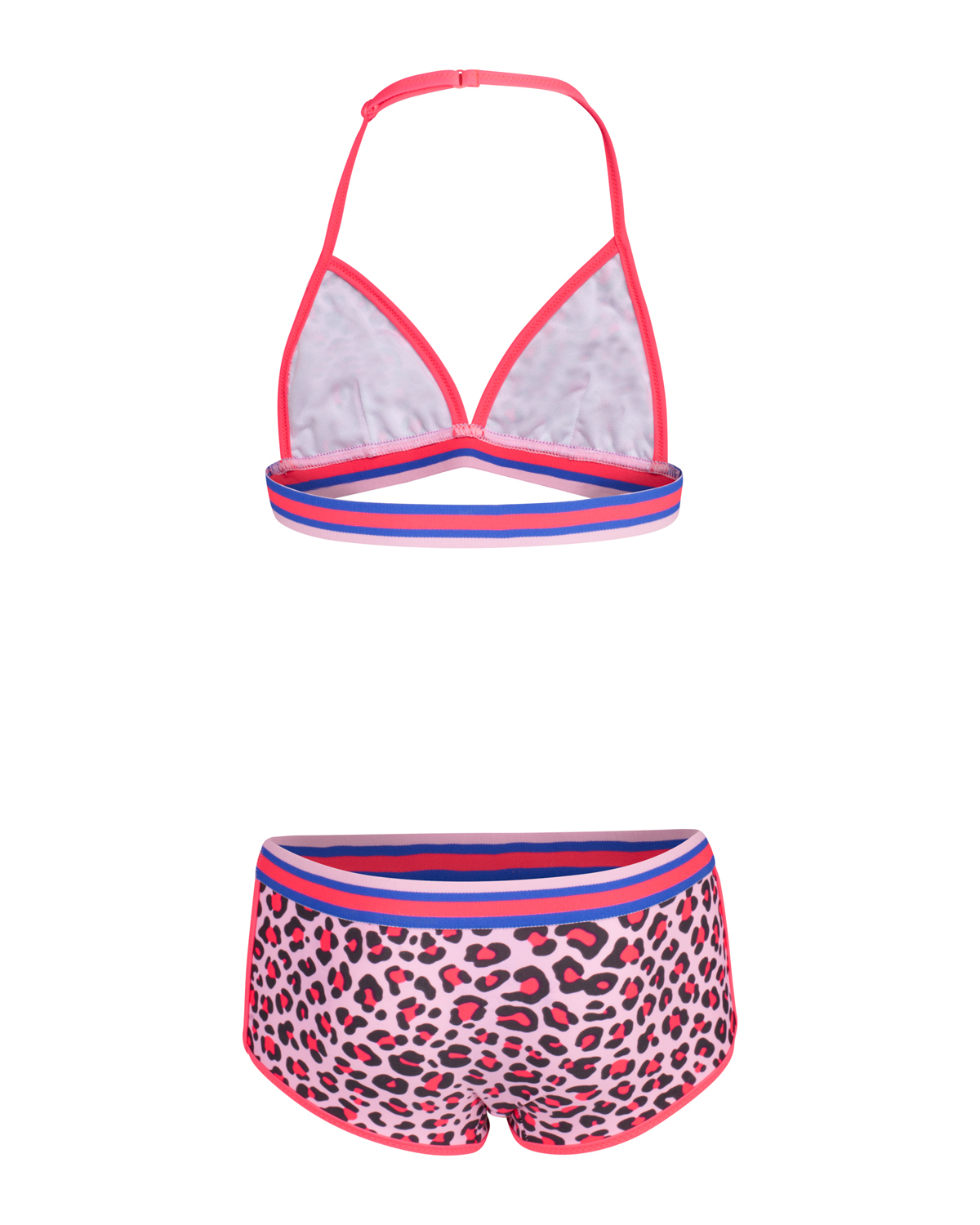 Meisjes sporty animal print bikini