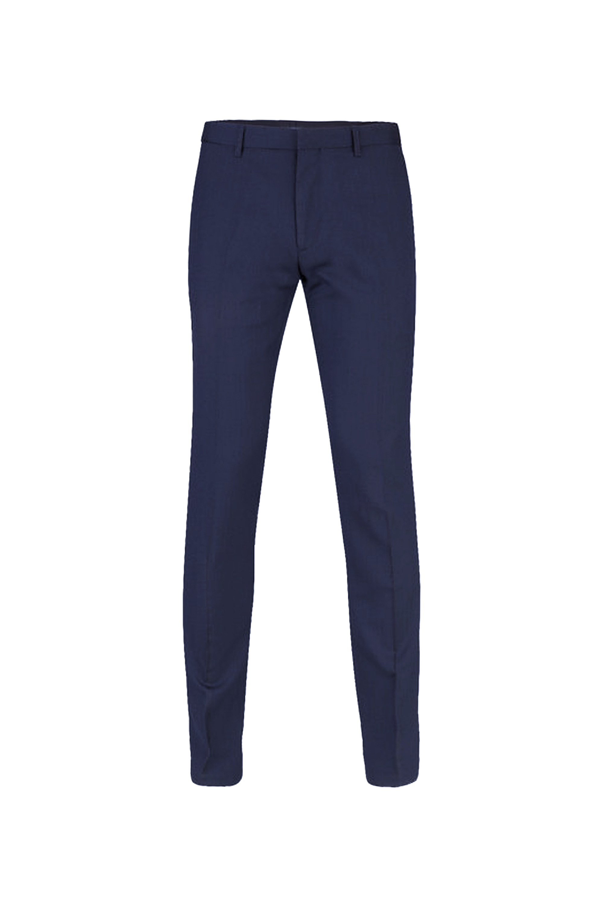 Heren slim fit pantalon tom