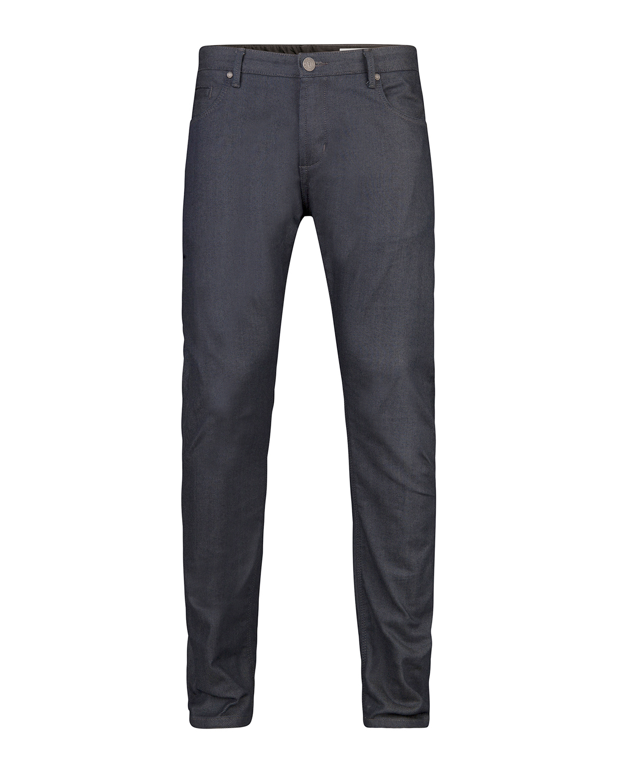 Heren slim tapered comfort stretch jeans
