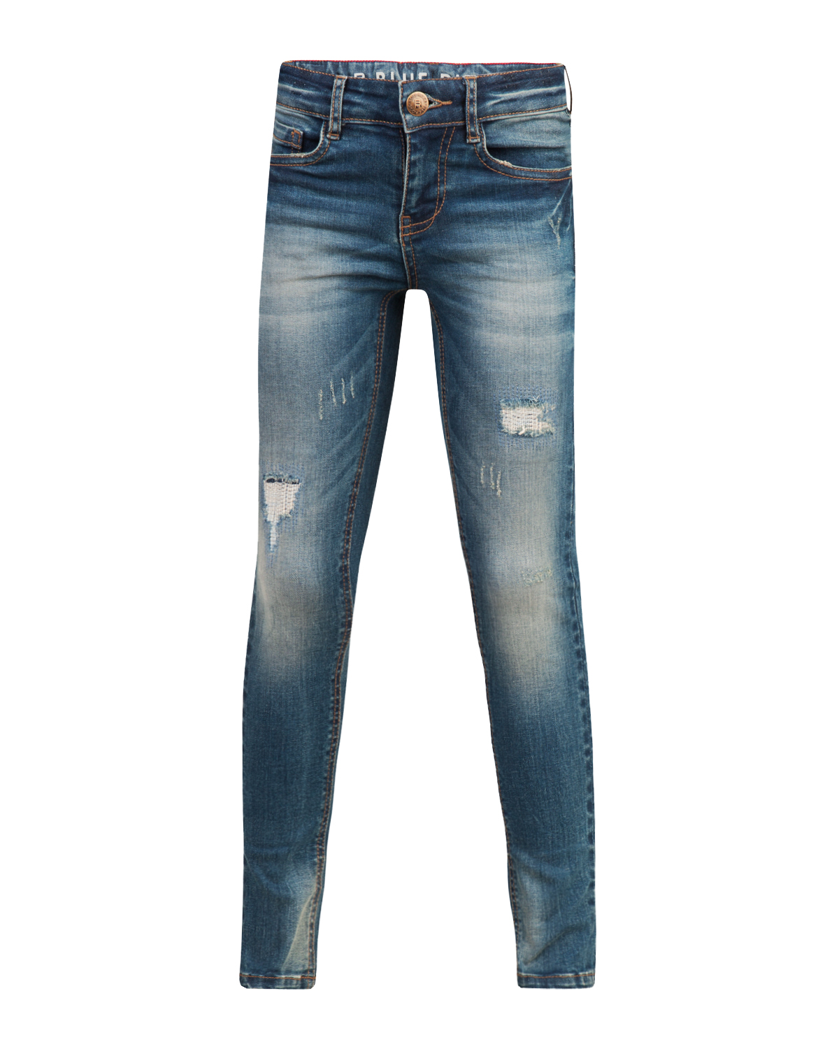 Meises super skinny repair power stretch jeans