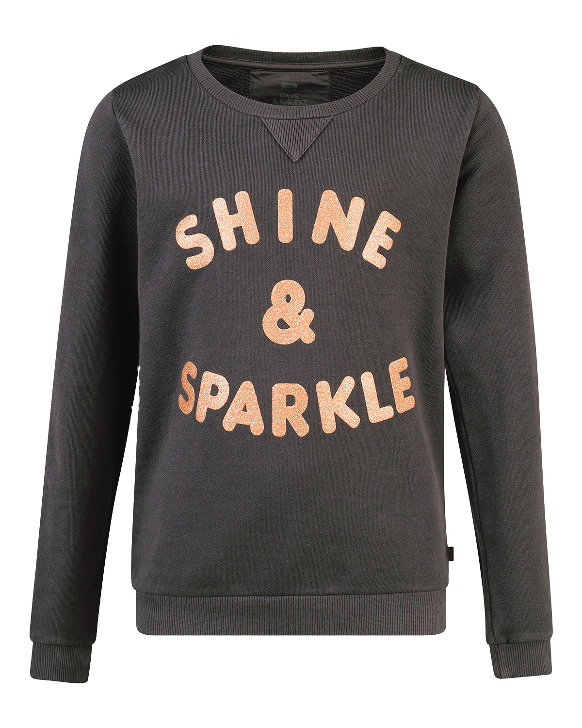 Meisjes shine  and  sparkle sweater