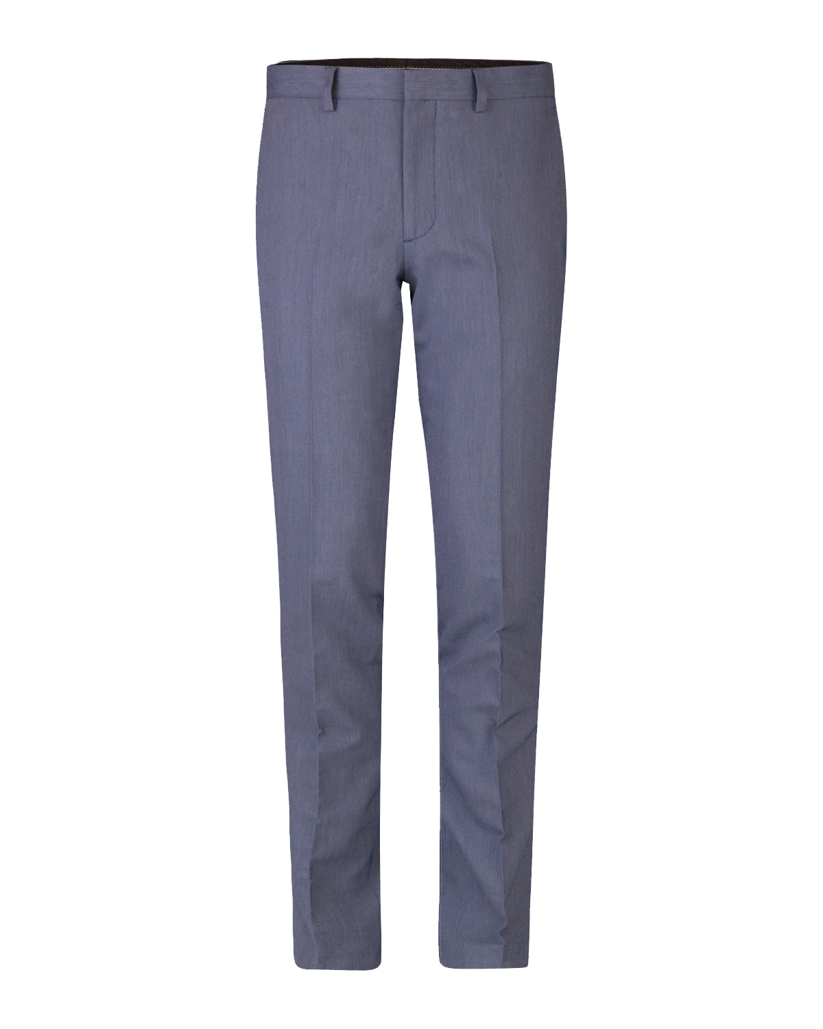 Heren slim fit pantalon ruben
